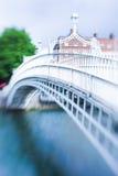 Símbolo de Dublín Foto de archivo