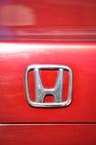 S?mbolo de Honda Imagenes de archivo