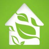 Símbolo de la casa Imagen de archivo libre de regalías