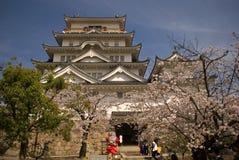 Símbolo de la ciudad de Fukuyama, Fukuyama, Japón Imagen de archivo libre de regalías