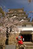 Símbolo de la ciudad de Fukuyama, Fukuyama, Japón Foto de archivo