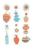 Símbolo de la cocina Imágenes de archivo libres de regalías