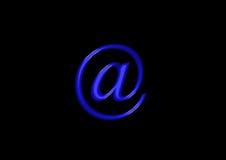 Símbolo de la comunicación Foto de archivo libre de regalías