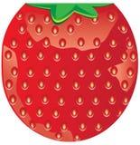 Símbolo de la fresa Fotografía de archivo libre de regalías