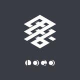 Símbolo de la identidad de marca Fotos de archivo