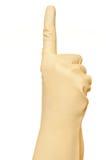 Símbolo de la mano Fotografía de archivo libre de regalías