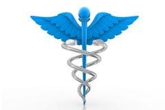 Símbolo de la medicina Imágenes de archivo libres de regalías