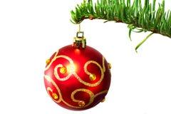 Símbolo de la Navidad Fotos de archivo
