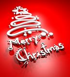 Símbolo de la Navidad Imagenes de archivo