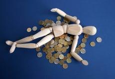 Símbolo de la riquezas. Imagenes de archivo