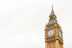 Símbolo de Londres, ben grande, Londres Reino Unido Foto de archivo libre de regalías