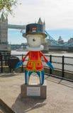 Símbolo 2012 de Londres Paralympics Fotos de archivo