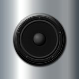 Símbolo de música Fotos de archivo