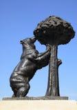 Símbolo de Madrid Imagen de archivo libre de regalías