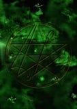 Símbolo de Necronomicon Fotografia de Stock Royalty Free