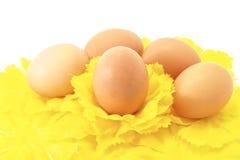 Símbolo de Pascua de los huevos fotografía de archivo libre de regalías