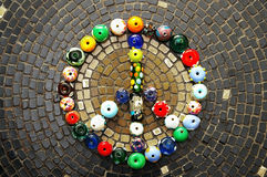 Símbolo de paz Foto de archivo libre de regalías