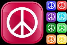 Símbolo de paz Imagens de Stock Royalty Free