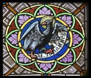 Símbolo de San Juan Evangelista Foto de archivo libre de regalías