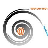 Símbolo de uma comunicação Imagem de Stock Royalty Free