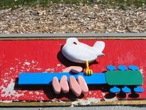 Símbolo de Woodstock imágenes de archivo libres de regalías