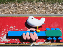 Símbolo de Woodstock Imagens de Stock Royalty Free