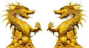 Símbolo de Yin Yang do taoismo Imagens de Stock