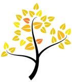 Símbolo del árbol Imagen de archivo libre de regalías