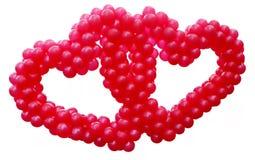 Símbolo del amor Fotos de archivo libres de regalías