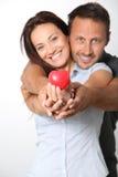 Símbolo del amor foto de archivo libre de regalías