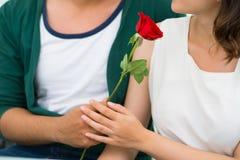 Símbolo del amor imágenes de archivo libres de regalías