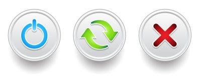 Símbolo del botón libre illustration