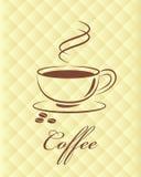 Símbolo del café del vector libre illustration