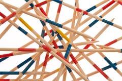 Símbolo del caos Foto de archivo libre de regalías