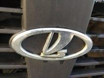 Símbolo del coche de Lada Imagen de archivo