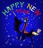 Símbolo del A. del dragón-Nuevo año azul marino. de 2012 Foto de archivo