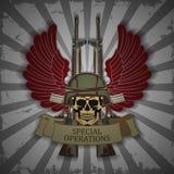 Símbolo del ejército Imagen de archivo