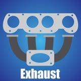 Símbolo del extractor Foto de archivo libre de regalías