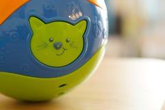 Símbolo del gato Imágenes de archivo libres de regalías