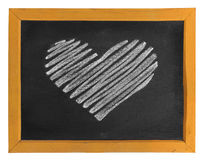 Símbolo del icono del corazón Imágenes de archivo libres de regalías