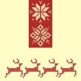 Símbolo del invierno Fotografía de archivo libre de regalías