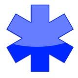 Símbolo del paramédico Fotografía de archivo libre de regalías