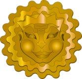 Símbolo del Sun Imagenes de archivo