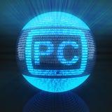 Símbolo del Tablet PC stock de ilustración