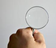 Símbolo del zoom imagenes de archivo