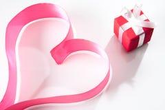 Símbolo do amor Fotos de Stock Royalty Free