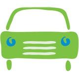 Símbolo do carro Fotos de Stock Royalty Free