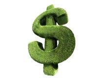 Símbolo do dólar da conversão Fotos de Stock