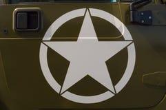 Símbolo do exército dos EUA Foto de Stock
