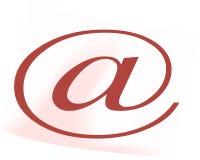 Símbolo do Internet Imagens de Stock